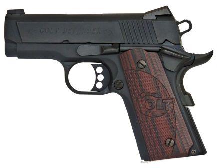 Colt Defender 9mm Pistol in Blue