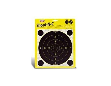 Shoot-N-C 20/50M SNC 20CM Target 6 Pack 34081