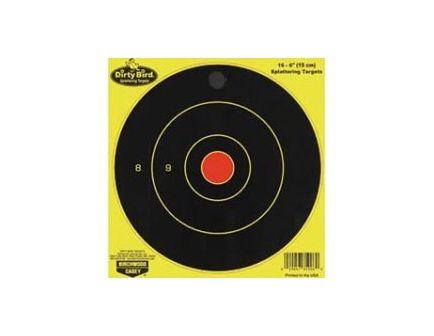 Birchwood CaseyDirty Bird Yellow 6in Round Target