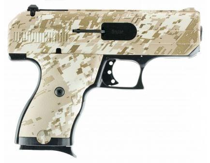 Hi-Point 9mm 8+1 Round Semi Auto Handgun, Desert Digital Camouflage - 916DD