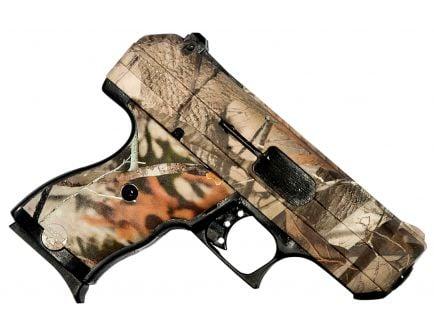 Hi-Point 9mm 8+1 Round Semi Auto Handgun, Woodland Style Camouflage - 916WC