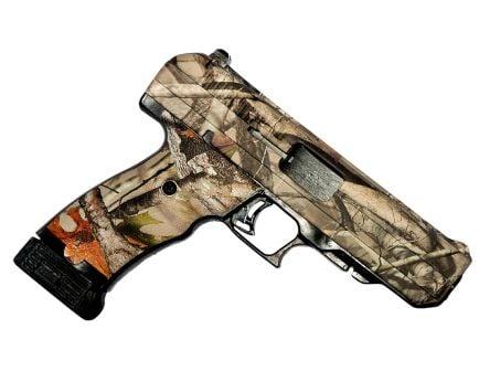 Hi-Point 40 S&W 10+1 Round Semi Auto Striker Fire Handgun, Woodland Style Camouflage - 34010WC