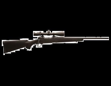 Savage 11/111 Trophy Hunter XP 7mm-08 Rem. Black Synthetic Stock w/ Nikon Scope 19681