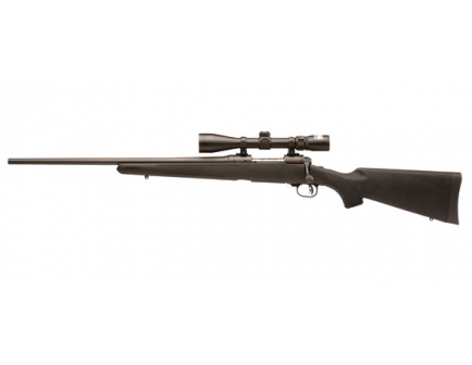 Savage 11/111 Trophy Hunter XP 7mm-08 Rem. Left Handed Rifle w/ Nikon Scope, Black