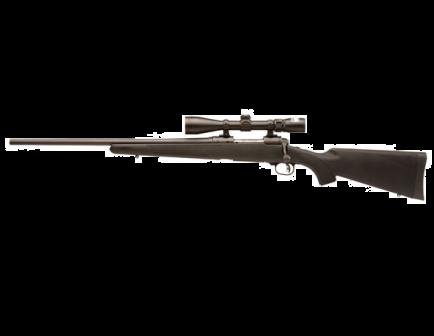 Savage 11/111 Trophy Hunter XP .308 Win. Left Handed Black Synthetic Stock w/ Nikon Scope 19700