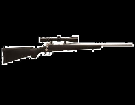 Savage 16/116 Trophy Hunter XP 7mm Rem Mag SS Barrel Black Syn. Stock w/ Nikon Scope 19734