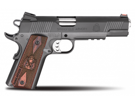 Springfield Armory Pistol 1911-A1 9mm Range Officer Operator Parkerized PI9130LP