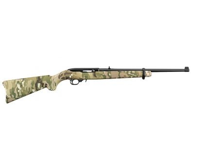 Ruger Rifle 10/22 Blued MultiCam Display Model