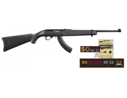 Ruger 10/22 50th Aniv. Collectors Edition 25rd 21104