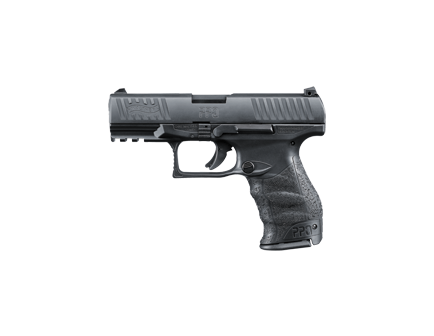 """Walther Pistol PPQ M2 .40 S&W 15rd 4"""""""
