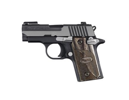 Sig Sauer Pistol P238 Equinox Ambi Safety-.380 ACP- -238-380-EQ-AMBI