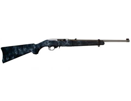 Ruger Rifle 10/22 Take Down Stainless Kryptek Typhon .22lr 11177