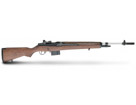Springfield Armory M1A National Match 10rd 7.62/308 Rifle, American Walnut- NA9802