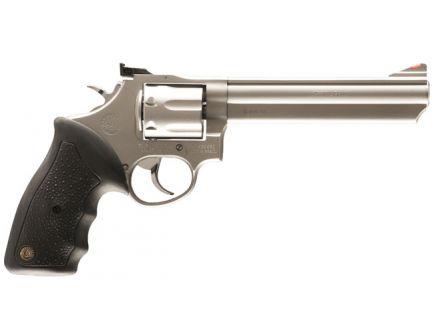 Taurus 66 357 Magnum Revolver in Matte Stainless