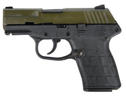 Kel-Tec Pistol PF9 Green/Black Cerakote 9mm Pistol PF9GRNBLK