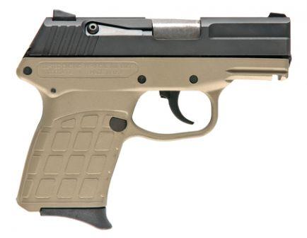 Kel-Tec Pistol PF9 9mm Parkerized and Tan