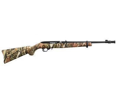 Ruger 10/22 Take Down .22lr Rifle, MossyOak Infinity w/ Flash Hider 11138