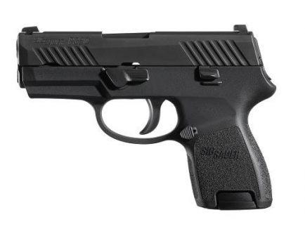 SIG Sauer P320 Subcompact 9mm Pistol   320SC-9-B