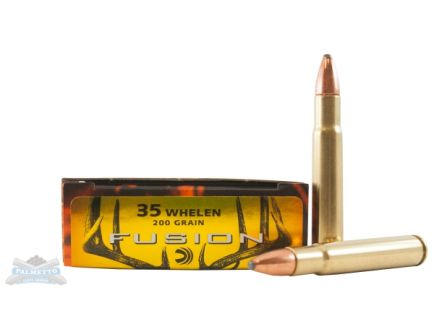 35 Whelen Ammo