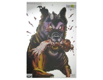 Darkotic 12x18 Go Fetch Splatter 35660