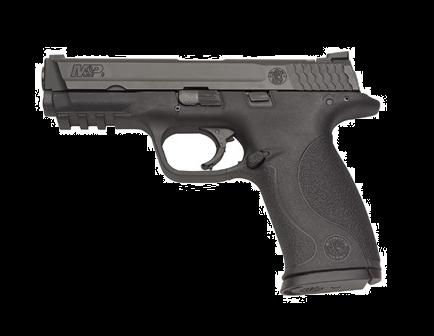 "Smith & Wesson M&P9 9mm 4.25"" Barrel Black Polymer Frame 209301"
