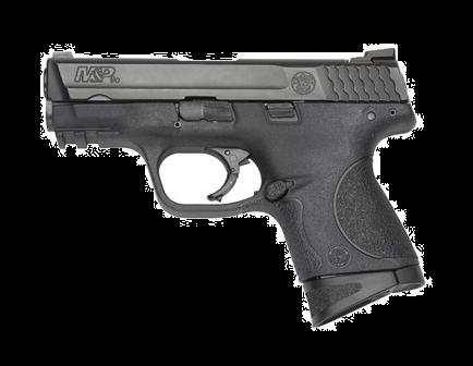 "Smith & Wesson M&P9C 9mm 3.5"" Barrel Black Polymer Frame 209304"