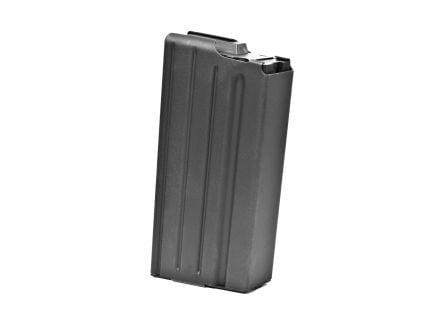 ASC Magazine: SR-25: 308 Winchester /7.62 NATO 20rd Capacity Black Marlube Stainless Steel Black Follower - 20-308-SS-BM-B-ASC