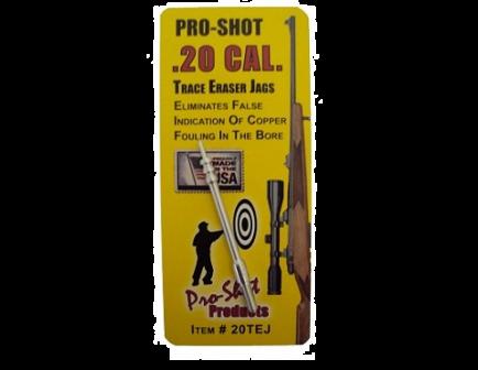 Pro-Shot .20 Cal. Trace Eraser Spear Tip Jag - 20TEJ