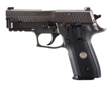 Sig Sauer P229 9mm Legion Compact SAO Pistol, Grey - E29R-9-LEGION-SAO
