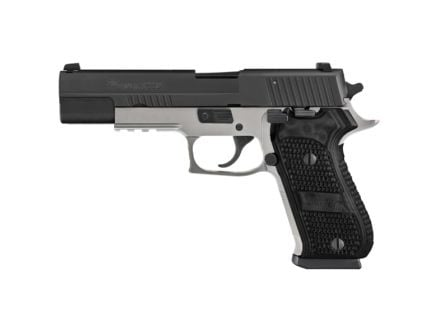 Sig Sauer P220 Match Elite 10mm Pistol, Reverse Two Tone - 220R5-10-RTAS-MSE