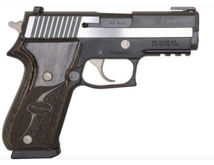 Sig Sauer P220 .45 ACP Carry Equinox 220R3-45-EQ