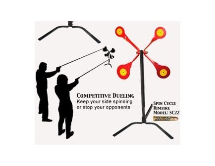 Do-All Spin Cycle Target - .22LR - SC22