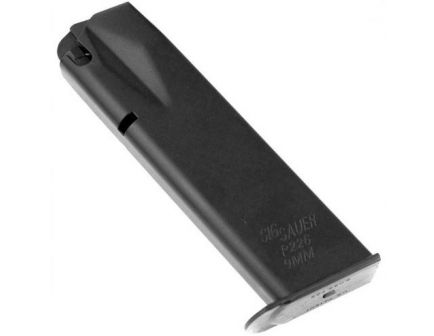 Sig Sauer Magazine: P226: 9mm 15rd Capacity - MAG-226-9-15