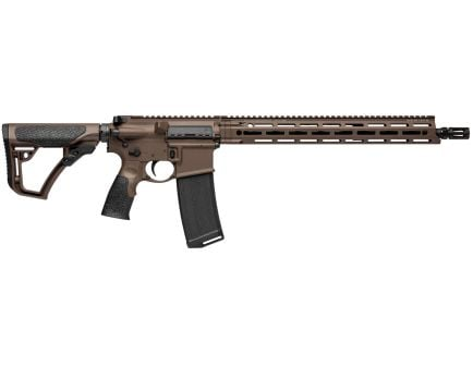 Daniel Defense DDM4 V7 5.56 Semi-Automatic Rifle, Brown - 02-128-02338-047