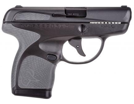 Taurus Spectrum Sub-Compact .380 ACP Pistol, Blk - 1007031102