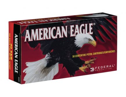 American Eagle .40 S&W 180gr FMJ 50 Rounds Ammunition