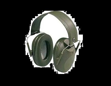 Peltor Shotgunner Folding Hearing Protection - Green - 97012