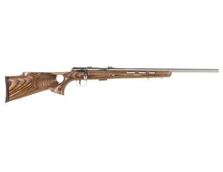 Savage Arms 93R17 BTVSS 17 HMR 5 Round Bolt Action Rimfire Rifle, Thumbhole - 96200