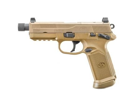 FN Pistol FNX 45 Tactical FDE 15rd Night Sights .45 ACP 66968