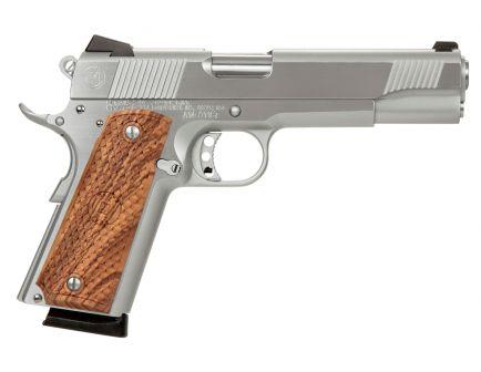 American Classic II 1911 9mm Pistol, Chrome w/ Hardwood Grips - AC9G2C