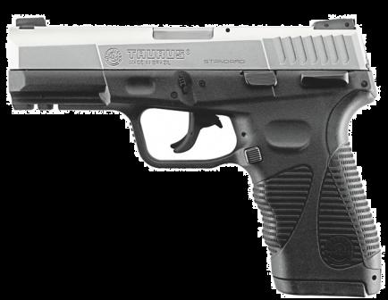 """Taurus PT24/7 G2 9MM DA/SA DS STD, 4.2"""" 17rd Stainless Steel 24/7-G29SS-17"""