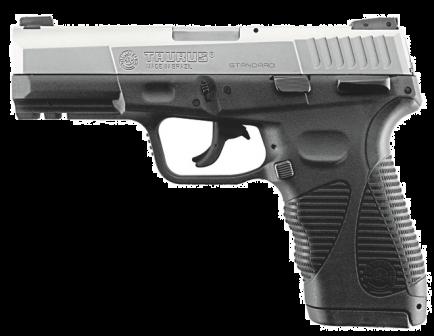 """Taurus PT24/7 G2 .45 ACP DA/SA 4.2"""" 12 + 1 Stainless Steel   24/7-G245SS-12  1-247459G2-12"""