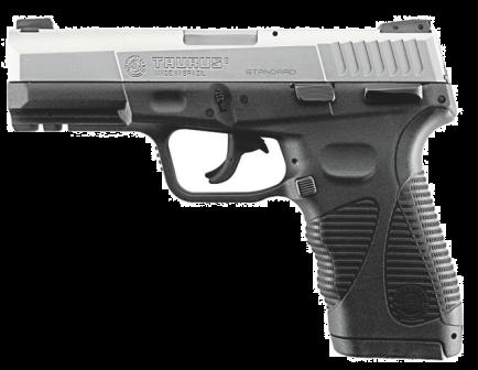 "Taurus PT24/7 G2 40cal 4.2"" Stainless Steel 15rd   24/7-G240SS-15  1-247409G2-15"