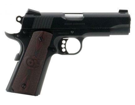 Colt Combat Commander 45 ACP Pistol