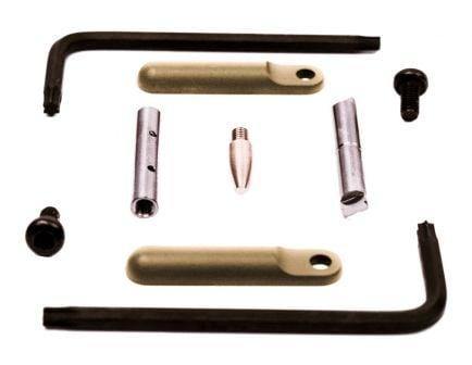 KNS Precision Gen 2 Trigger/Hammer Pins, Flat Dark Earth - NRTHP-154DE