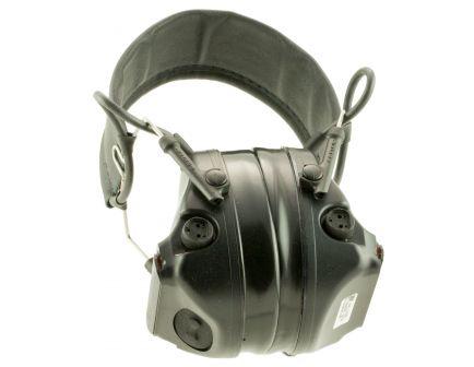 3M Peltor Comtac III Hearing Defender 23 dB Tactical Over the Head Folding Earmuff, Black - H682FB09SV