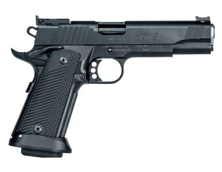 Remington 1911 R1 Limited Double Stack 9mm 19+1 Round Pistol, Satin Black Oxide - 96713
