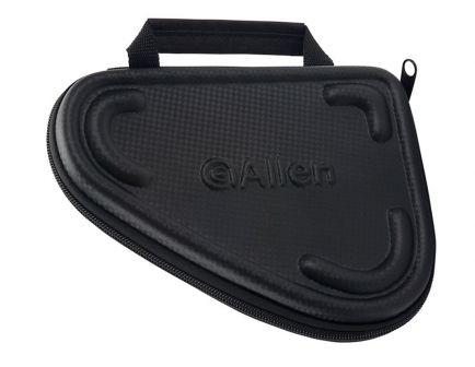 "Allen Molded 8.5"" Handgun Case, Black - 76-85"