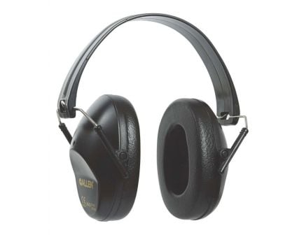 Allen's Low-Profile Reaction Shooting Muffs boast a Noise Reduction Rating of 26 dB and meets ANSI S3.19 and CE EN352 requirements. The low-profile foam padded ear cups fold down easily for storage. Features:   Adjustable yoke