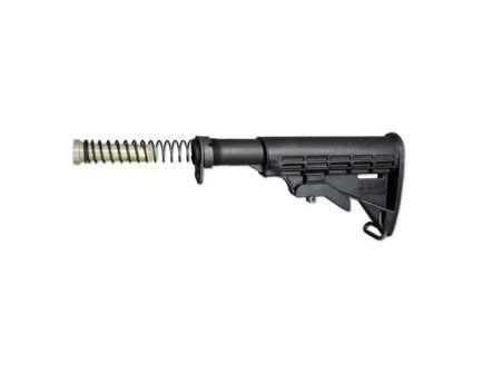 TAPCO INTRAFUSE Mil-Spec AR T6 Stock Assembly - Black STK09163